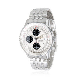 Breitling Navitimer Fighter A13330 Stainless Steel Automatic 41mm Mens Watch