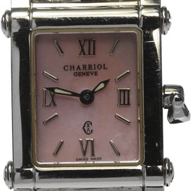 Philippe Charriol Colvmbvs CCSTRD Stainless Steel Quartz 18mm Womens Watch
