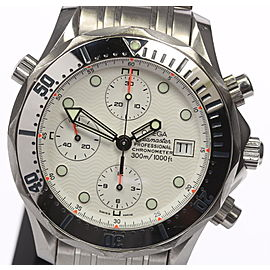 Omega Seamaster 2598.20 Stainless Steel Automatic 42.5mm Mens Watch