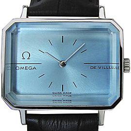 Omega DeVille 32mm Mens Vintage Watch 1960