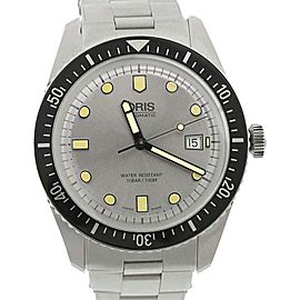 Oris 7720 35-54839 Stainless Steel Automatic 42mm Mens Watch
