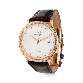 Blancpain Villeret 6223.2987.55B Rose Gold 37mm Mens Watch