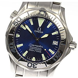 Omega Seamaster 2253.80 Stainless Steel Automatic 36mm Mens Watch