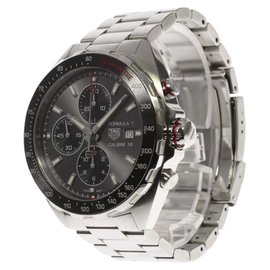 Tag Heuer Formula 1 CAZ2012-0 Stainless Steel Automatic 44mm Mens Watch