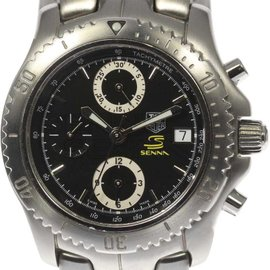 Tag Heuer Link CT5114.BA0550 Stainless Steel Automatic 43mm Mens Watch