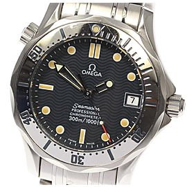 Omega Seamaster 2552.80 Stainless Steel Automatic 36mm Mens Watch