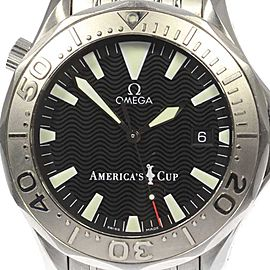 Omega Seamaster 2533.50 Stainless Steel Automatic 41mm Mens Watch
