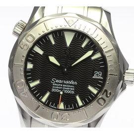 Omega Seamaster 300 2231.50 Titanium 41mm Automatic Mens Watch