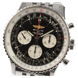 Breitling Navitimer AB0120 Stainless Steel Automatic 42mm Mens Watch