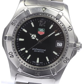 Tag Heuer Professional WK1110-1 37mm Mens Watch