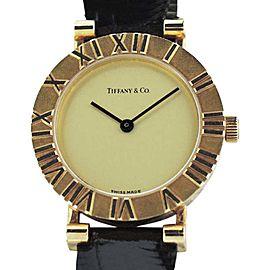 Tiffany & Co. Atlas L0630 25mm Womens Watch