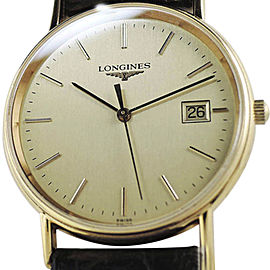 Longines Grande Classique Date L4-636-2 32mm Mens Watch