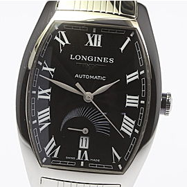 Longines Evidenza L2.672.4 Stainless Steel Automatic 33mm Mens Watch