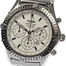 Breitling Chronomat Shadow Flyback A35312 38mm Men's Watch