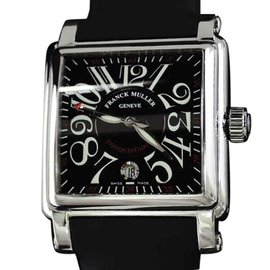 Franck Muller Conquistador Cortes 10000HSC Stainless Steel Automatic 41mm Mens Watch