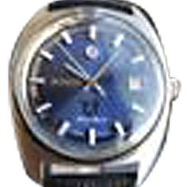 Rado Silver Horse Stainless Steel Automatic Vintage 36mm Mens Watch