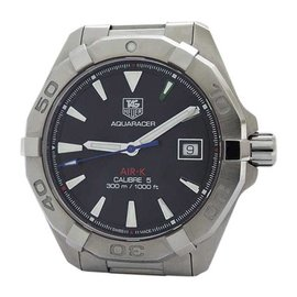 Tag Heuer Aquaracer Caliber WAY2115.BA0910 Stainless Steel 40.5mm Mens Watch