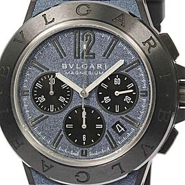 Bulgari Diagono DG42SMCCH 42mm Mens Watch