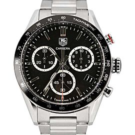 Tag Heuer Carrera CV1A10.BA0799 43mm Mens Watch