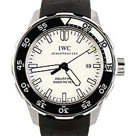 IWC Aquatimer IW356811 3568-11 44mm Mens Watch