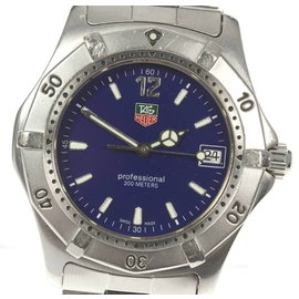 Tag Heuer Professional WK1113-0 37mm Mens Watch