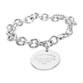 Tiffany & Co. Return to Tiffany Sterling Silver Bracelet