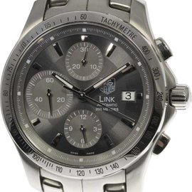 Tag Heuer Link CJF2115.BA0594 41mm Mens Watch
