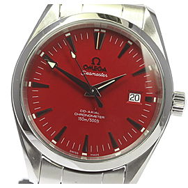 Omega Seamaster Aqua Terra 2503.60 39mm Mens Watch