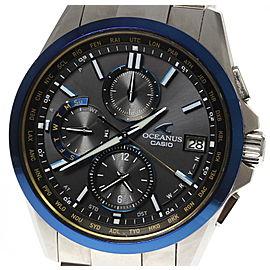 Casio Oceanus Classic OCW-T2600 41mm Mens Watch