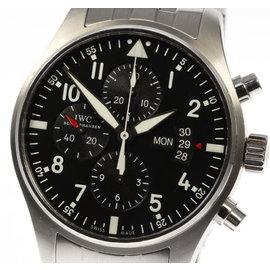 IWC Pilot's IW377704 43mm Mens Watch