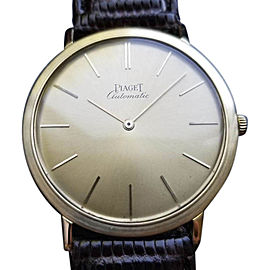Piaget 12603 Vintage 32mm Mens Watch