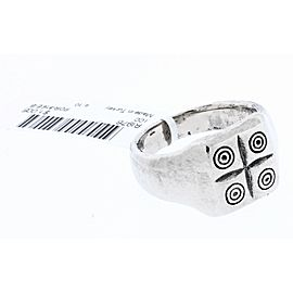 Gurhan Palladium, Sterling Silver Ring