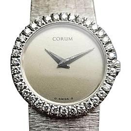 Corum Classic 27382 Vintage 24mm Womens Watch