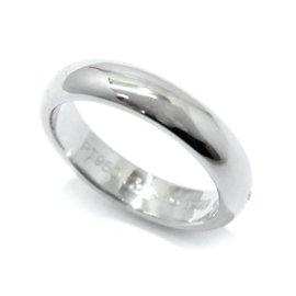 Cartier 950 Platinum Classic Ring Size 4.75