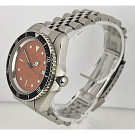Tag Heuer Diver 844-3 Vintage 42mm Mens Watch