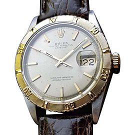 Rolex Oyster Perpetual Datejust 1625 Vintage 36mm Mens Watch