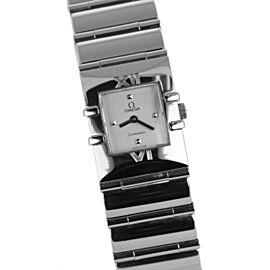 Omega Constellation Quadra 1521.31 24mm Unisex Watch