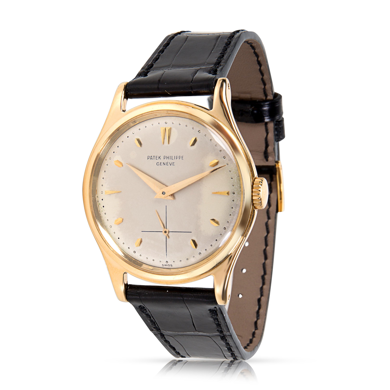 At 35mm Calatrava Buy Patek Philippe Truefacet Mens Watch 2509