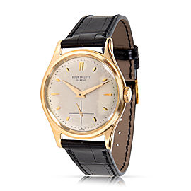 Patek Philippe Calatrava 2509 35mm Mens Watch