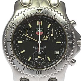 Tag Heuer Professional CG1110 38mm Mens Watch