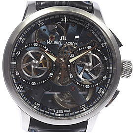 Maurice Lacroix Msterpiece Skeleton MP7128-SS001-400 45mm Mens Watch