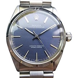 Rolex Oyster Perpetual 1003 Vintage 34mm Unisex Watch