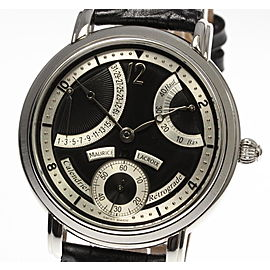 Maurice Lacroix Masterpiece Calendrier Retrograde MP7068 43mm Mens Watch