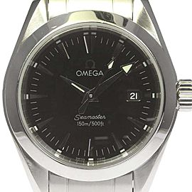 Omega Seamaster Aqua Terra 2577.50 29mm Womens Watch