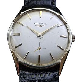 Longines Classic Vintage 32mm Mens Watch