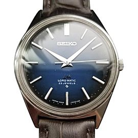Seiko Lord Matic Vintage 36mm Mens Watch