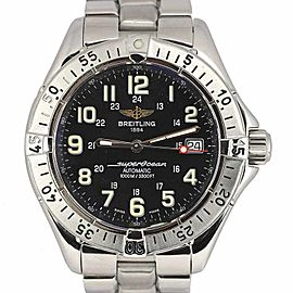 Breitling SuperOcean A17340 42mm Mens Watch