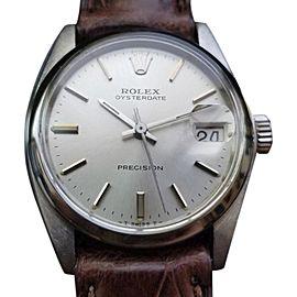 Rolex Oysterdate 6466 Vintage 31mm Unisex Watch 1975