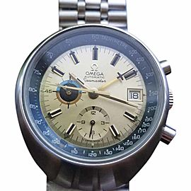Omega Seamaster Vintage 42mm Mens Watch 1970s