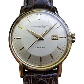 IWC Vintage 34mm Mens Watch